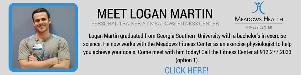 MRMC - Meet Logan Martin