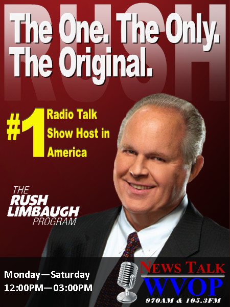 WVOP - Rush Limbaugh